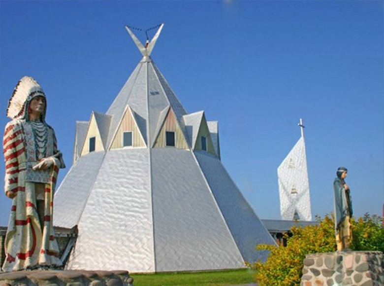Kateri Tekakwitha Church